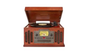 Crosley CR704C-PA Musician Turntable Review