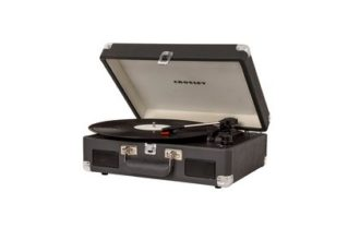 Crosley Cruiser II CR8005C Portable Turntable Review
