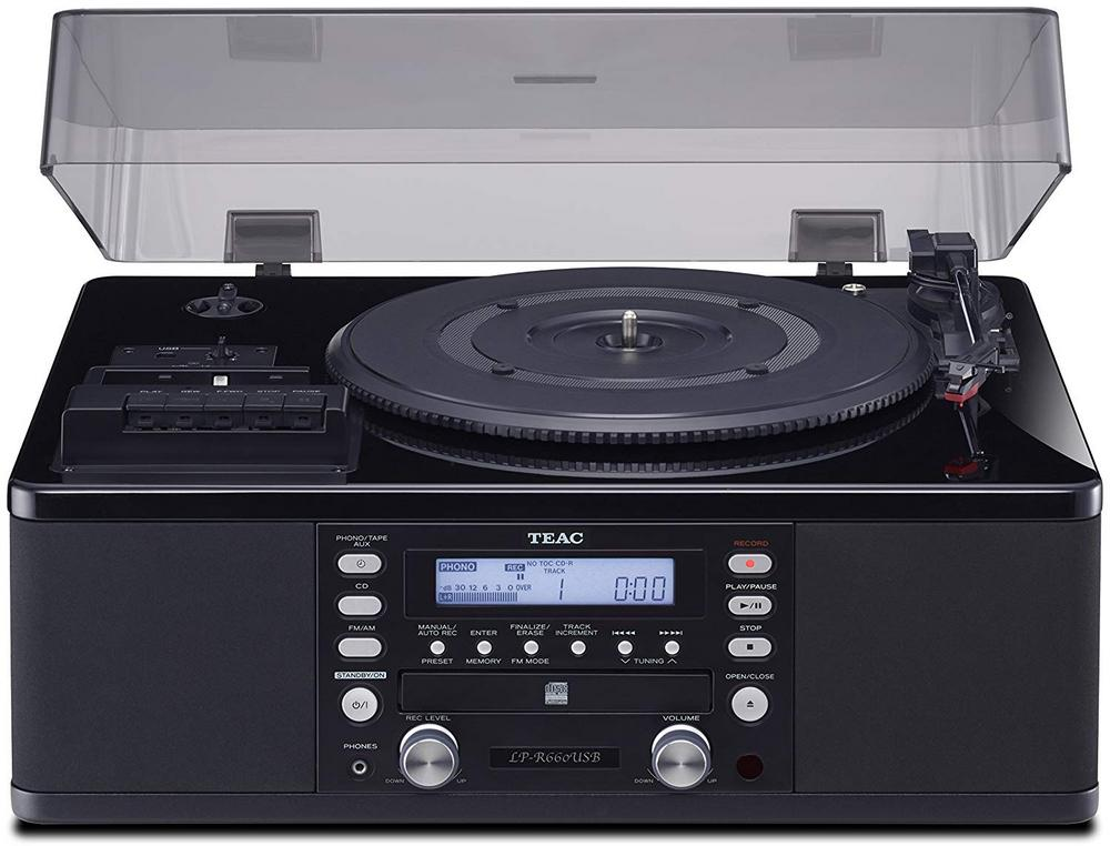 Teac LPR660 USB Turntable