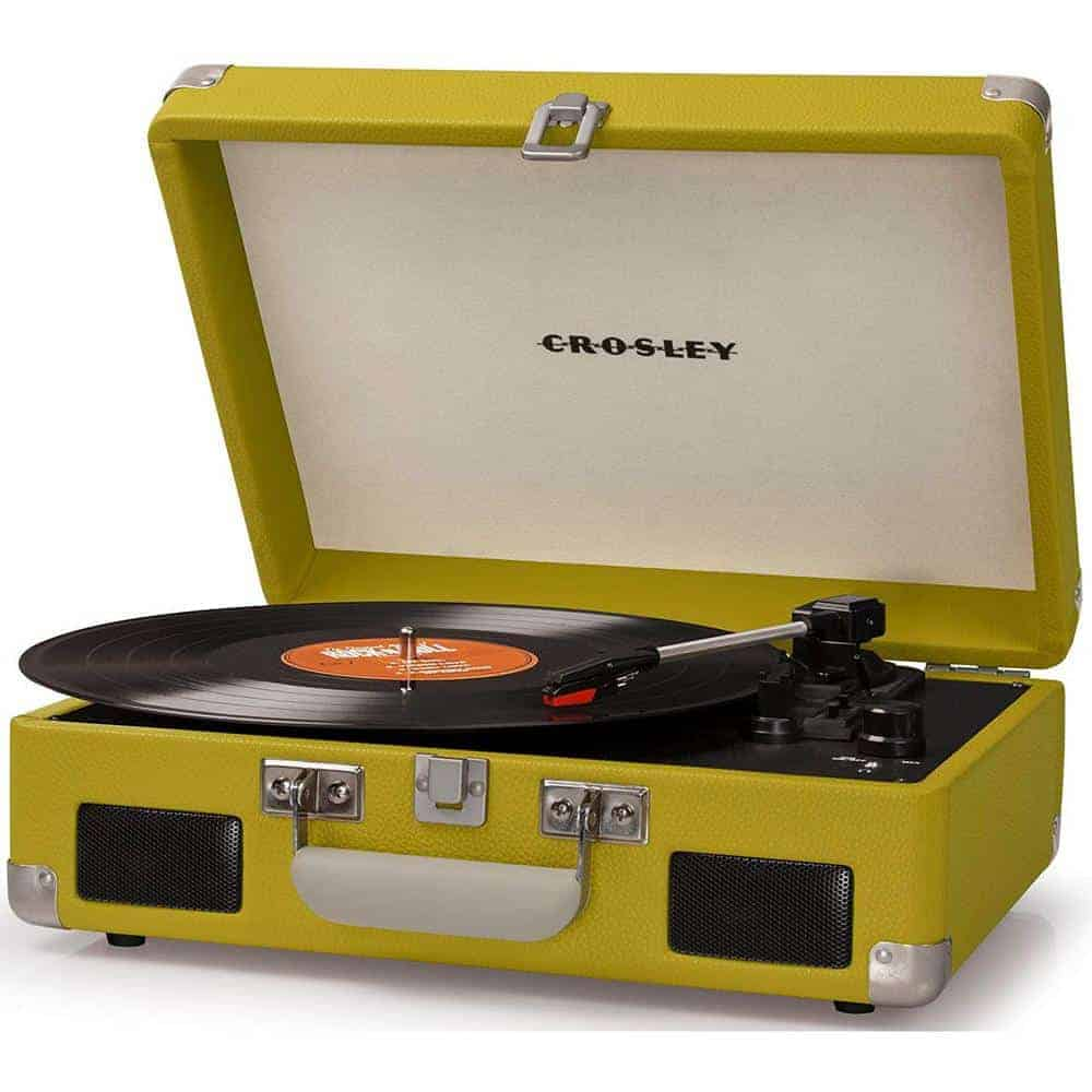 Crosley Cruiser II Portable Turntable