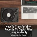 record vinyl collection to computer file