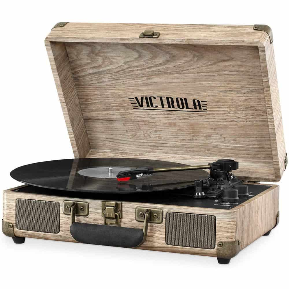 Victrola Vintage Suitcase Turntable