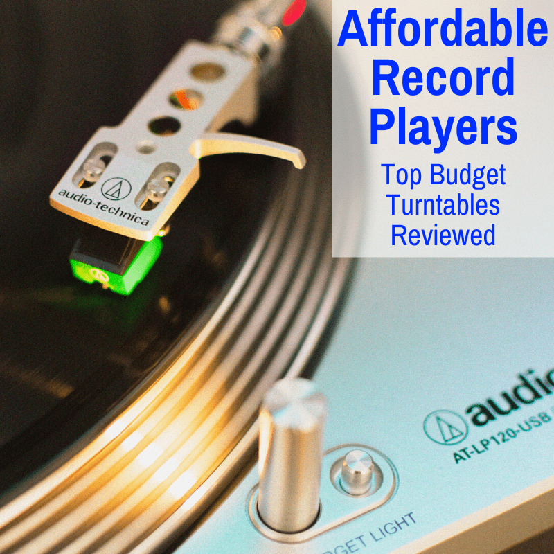Best affordable turntables