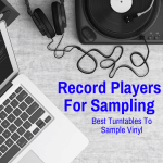 Turntable for sampling