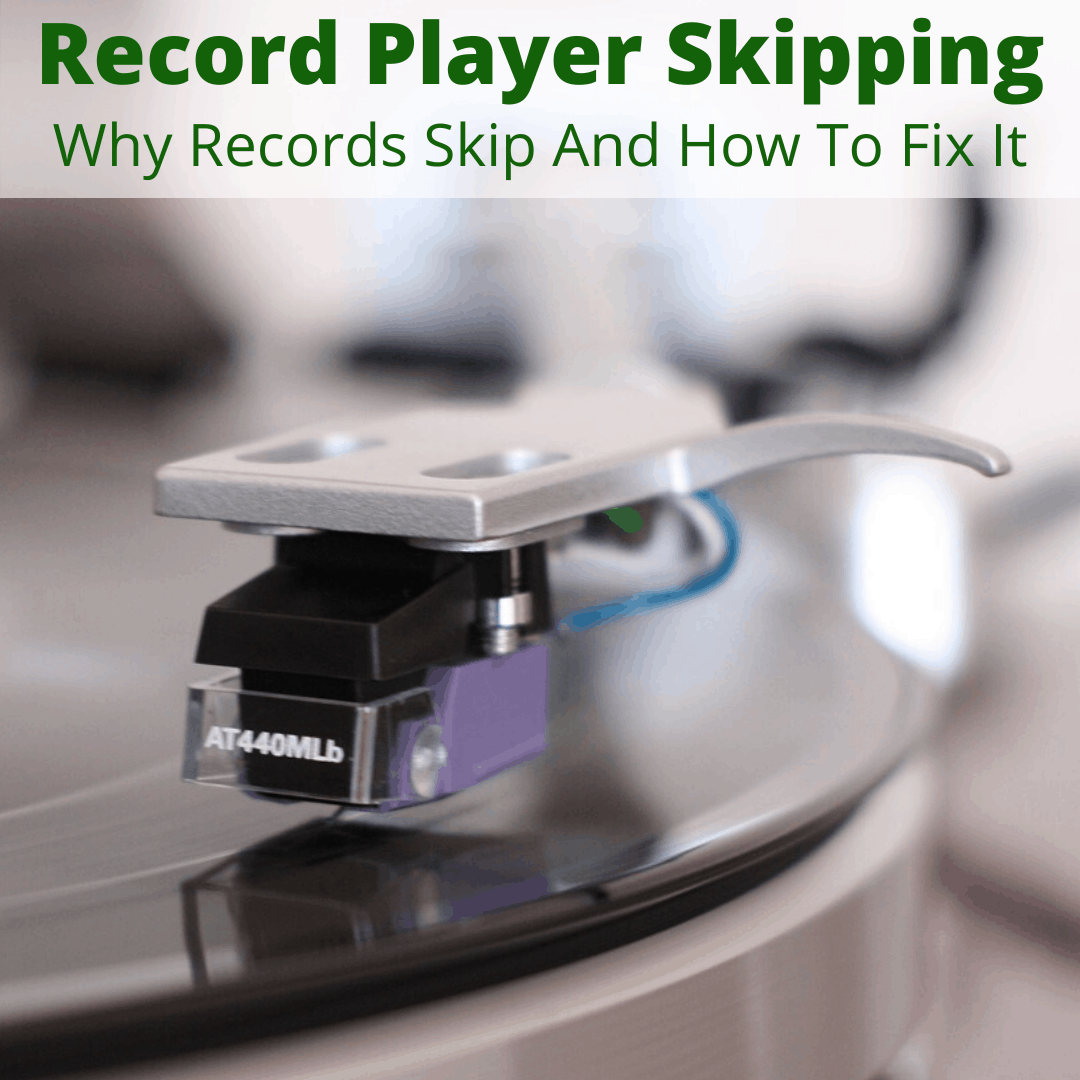 Record player skipping