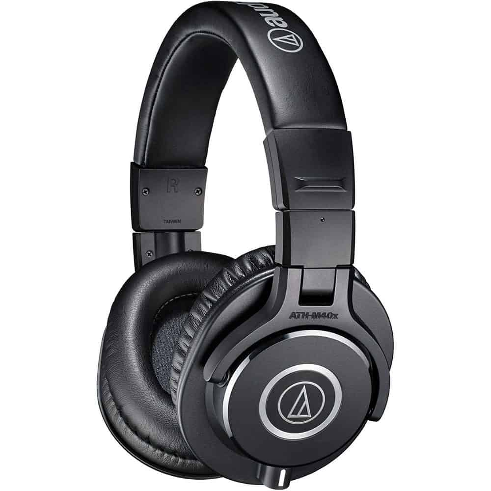 Audio-Technica ATH-M40x Headphone Review