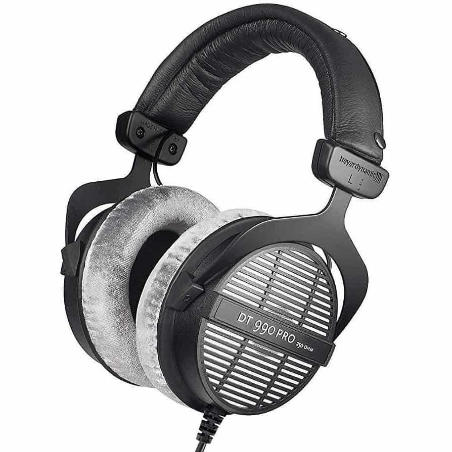 Beyerdynamic DT 990 Pro Headphones Review