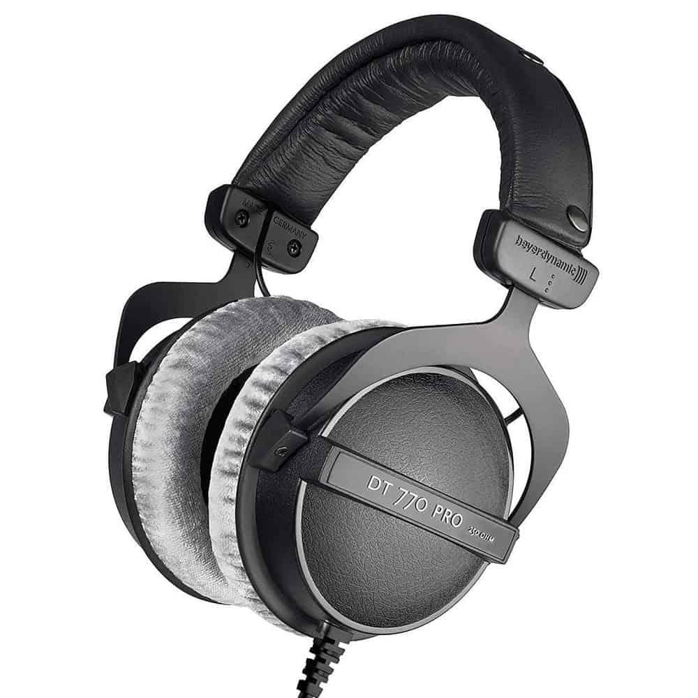 Beyerdynamic DT 770 Pro Studio Headphones Review